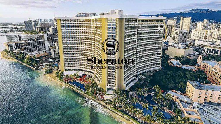FHF Project_Sheraton Waikiki