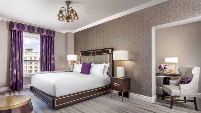 Neoclassical Design in Fairmont Empress Victoria Hotel Furniture (1)